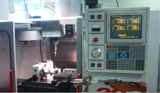 Manual and CNC machines are available for prototyping, custom and low-rate manufacture.