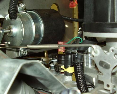 Actuator Closeup